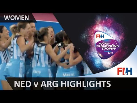 Netherlands v Argentina Match Highlights