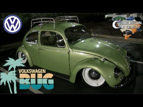 Volkswagen Bug Review Air Bags Custom Paint Interior And More Vw Drag Night 2017