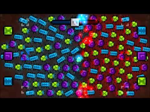 Neobug Rush 2 Players Gameplay