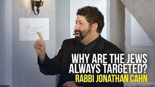Why Are The Jews Always Targeted - Rabbi Jonathan Cahn on The Jim Bakker Show