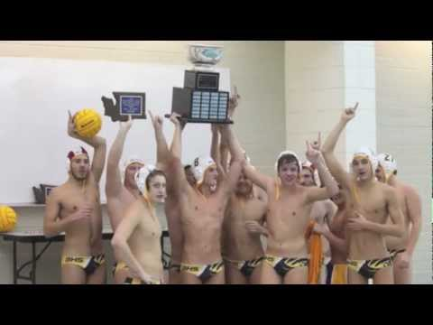 Bellevue High School Water Polo - 2012