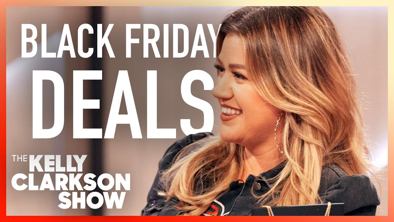 Kelly Shares Top Black Friday Bargains