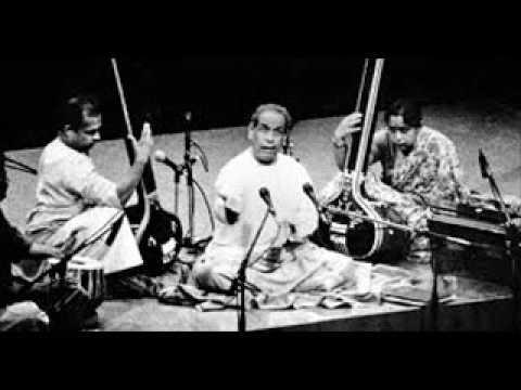 Pt Bhimsen Joshi- Raga Puriya Dhaneshri, Tabla - Ustad Keramatulla Khan