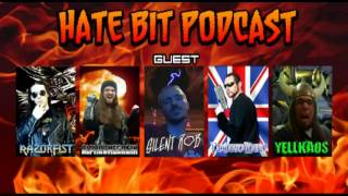 Hate Bit Podcast S2 Ep. #8 - Silent Rob Strikes Back!