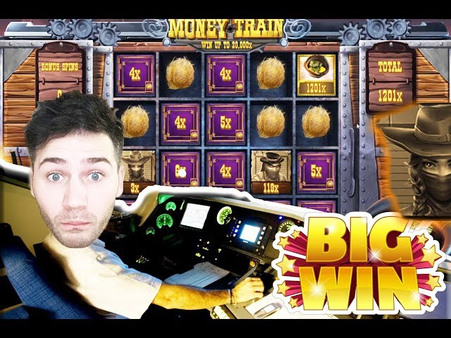 🔵*/ MONEY TRAIN SLOT / OOOOOOOO / CASINO ROMANIA / LIVE PE TWITCH. LIKE ⇘