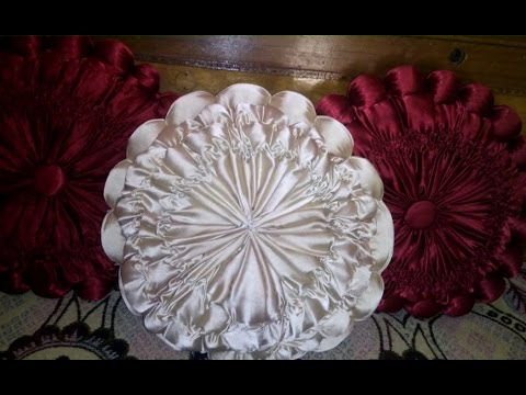 How To Prepare Smoking Decorative Cushion At Home Youtube