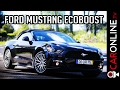 Ford MUSTANG 2017 2.3 Ecoboost - Finalmente em PORTUGAL!! [Review Portugal]