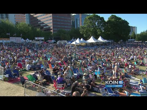 Safeway Waterfront Blues Festival: Day 3