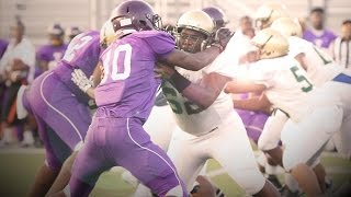 2016 TSSAA Football MLK Prep Rams vs  Trezevant Bears