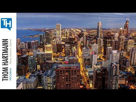 Corporations Try To Take Over Chicago  (w/Guest Ben Joravsky)