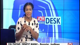 GRIDCo Security Personnel Foil Major Effect On Operations - News Desk on JoyNews (9-4-19)