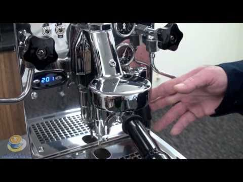Maintaining Your Espresso Machine - Backflushing