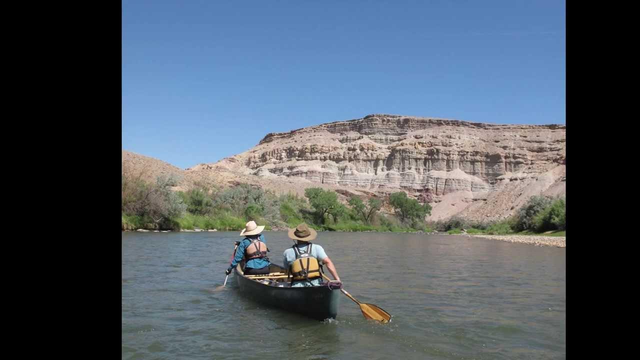 Centennial Canoe | Centennial Canoe | Gunnison River