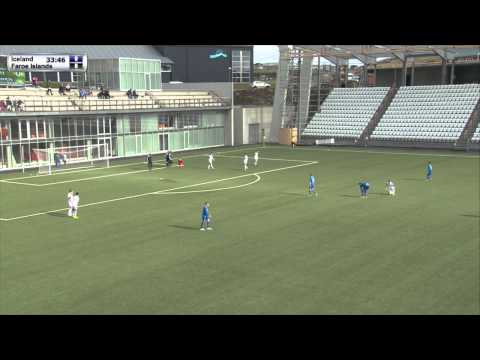 FSF Varpið: UEFA U16 Iceland - Faroe Islands. Development Tournament