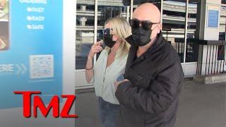 Jo Koy, Chelsea Handler Hold Hands at LAX, Spill Beans on Better Comedian | TMZ