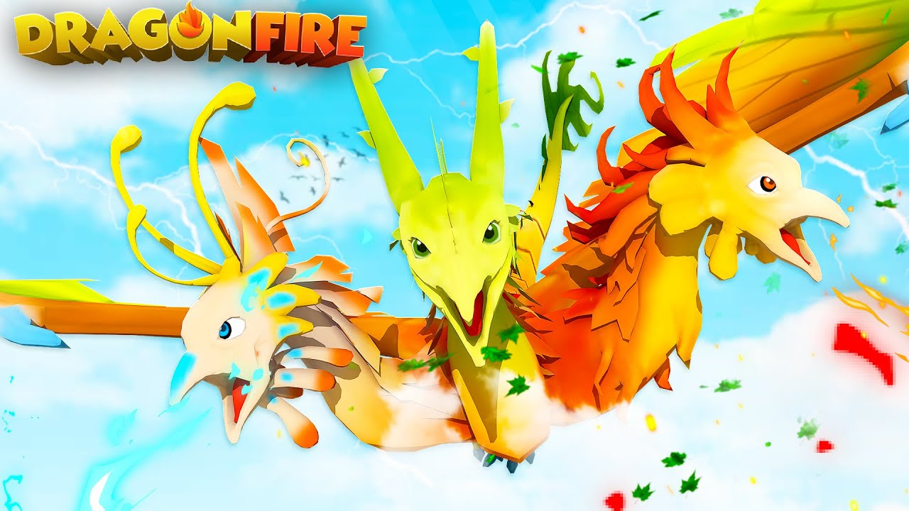 DragonFire - THE STRONGEST DRAGON EVER?!