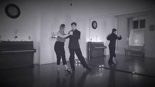 Jakub Grzybek & Patrycja Cisowska- Tango Online Lesson 1