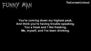 Hollywood Undead - Party By Myself [Lyrics Video] thumbnail
