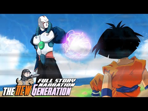 The NEXT Z Fighters! | Dragon Ball Kame | COMPLETE STORY