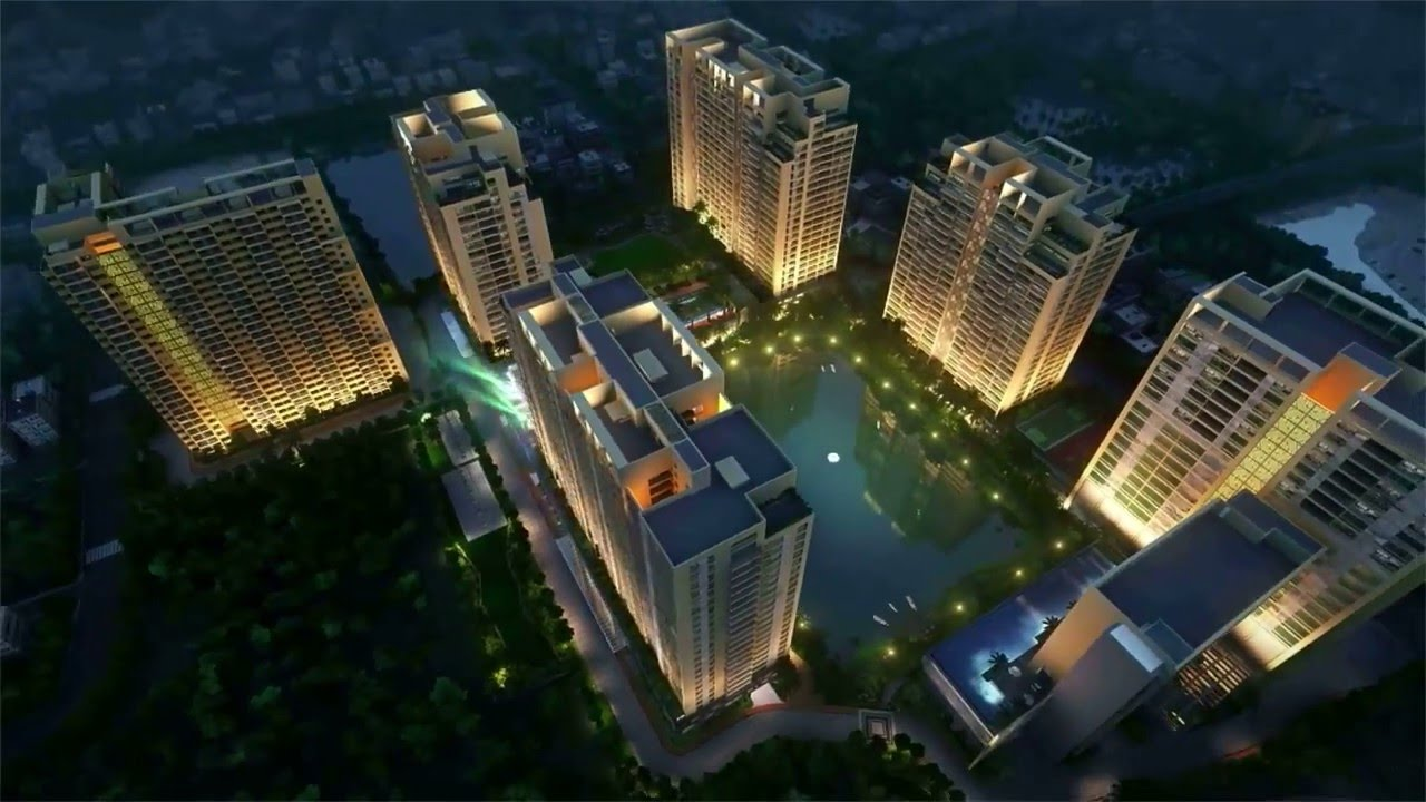 Utalika Luxury - A Project by AmbujaNeotia in Kolkata.