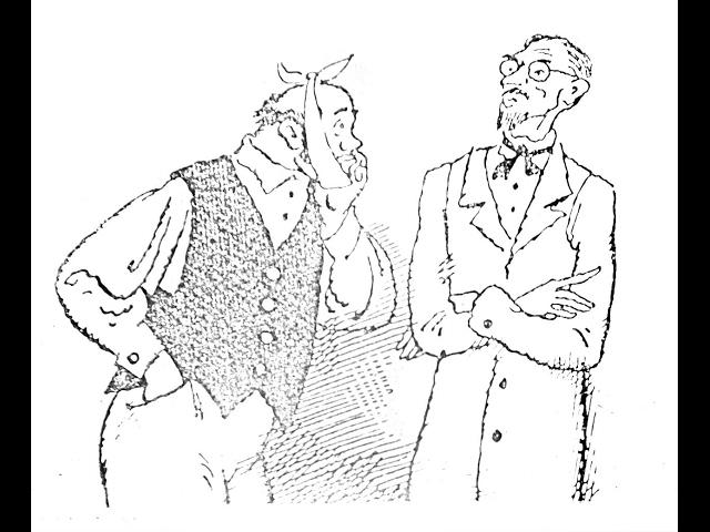 Изображение предпросмотра прочтения – КириллМавричев представляет буктрейлер кпроизведению «Лошадиная фамилия» А.П.Чехова