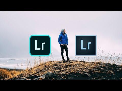Lightroom VS Lightroom and why you SHOULD work for FREE!