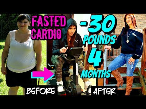 how-i-lost-30-pounds-in-4-months-with-fasted-cardio