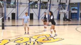 Spiking:  The Approach - Brian Gimmillaro, Long Beach State Univ