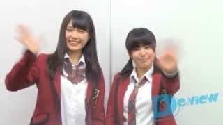 ナンバの母ことゆっぴの連載、今月は渋谷凪咲ちゃんが登場!チームBII昇...