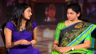 Sharon Dhinakaran interviews Sis. Evangeline Paul Dhinakaran - Part I