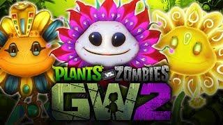 Plants vs. Zombies: GW 2 #50 - SUNFLOWER