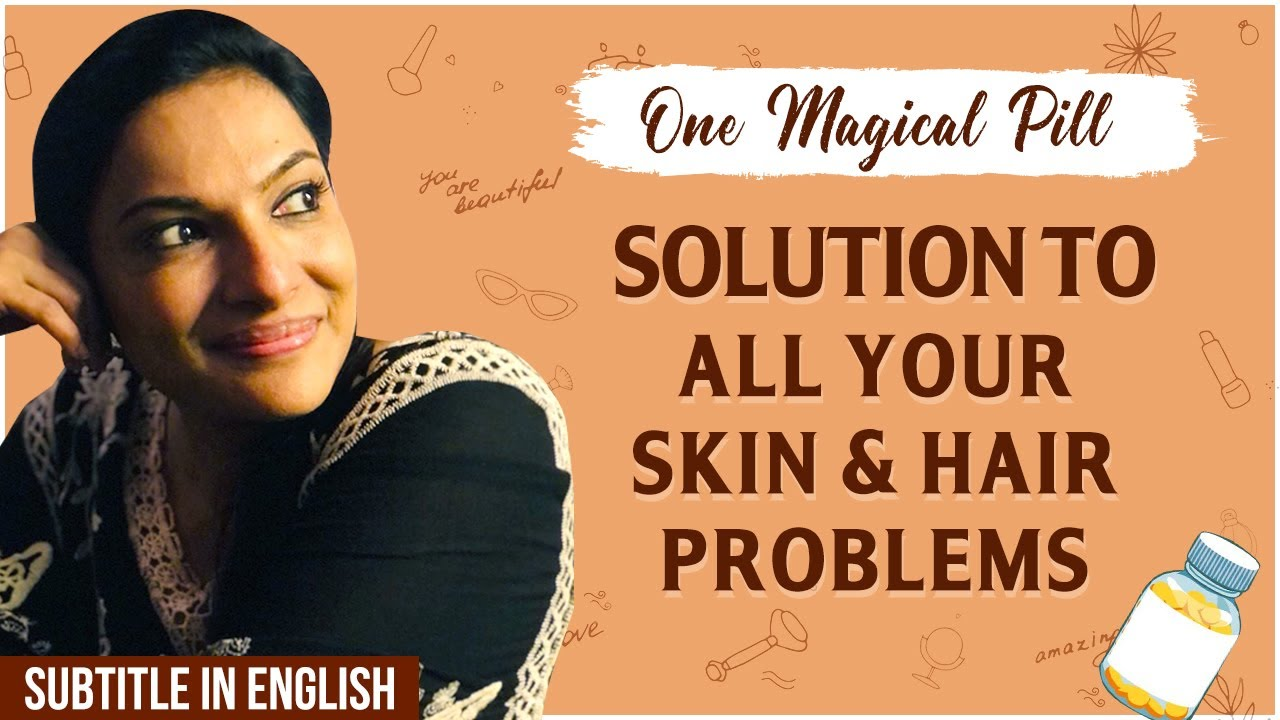 One Magical Pill |  vitamin E Solution to all your Skin & Hair Problems | Rethika's Beauty Secrets.