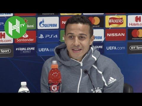Thiago Alcantara: We will be 100 per cent ready to face Liverpool!