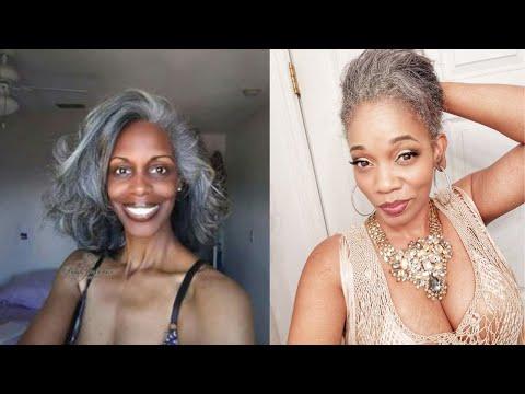 Beautiful Black Women in their 60s