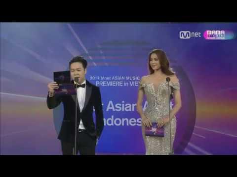 [FULL CLIP] Lễ trao giải MAMA 2017 | Nhà hát Hòa Bình - Việt Nam