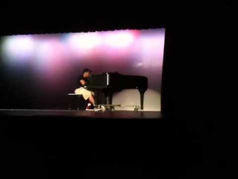Jason Huezo - Elsik 2011 Talent Show. [Piano perfo...
