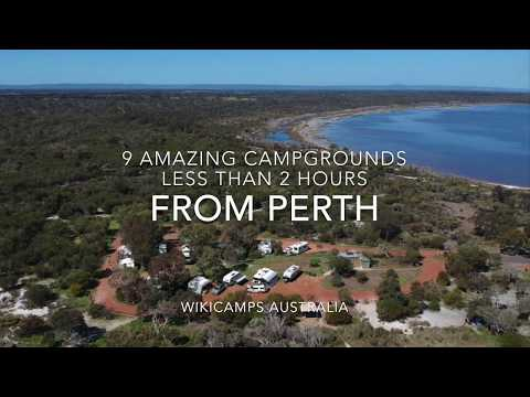 Nine Amazing Campgrounds Less Than Two Hours From Perth, Western Australia