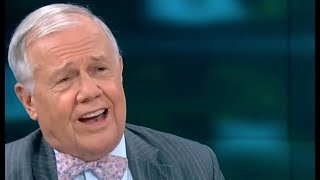 THE BOTTOM LINE: Jim Rogers expects the worst crash in our lifetime