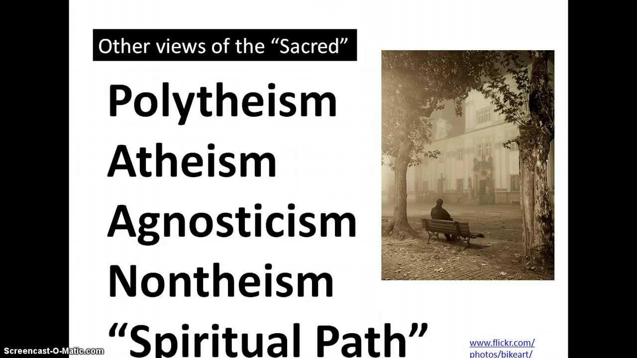 8 Elements Of Religion