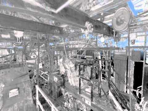Industrial Site Flythrough  3D Scanning