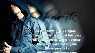 Đừng Lùi Bước MV Karik- Never Gone- Rap Việt Động Lực