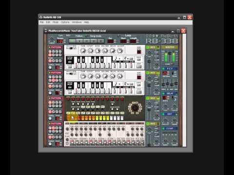 Rebirth RB338 | Propeller Heads Software