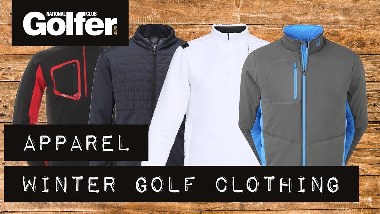 389325578320 Best Winter Golf Clothing 2018 + Massive Jumper Giveaway. National Club  Golfer