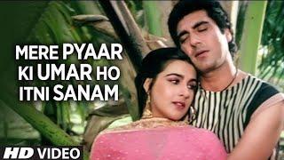 Mere Pyaar Ki Umar Ho Itni Sanam Full Video   Waaris   Lata Mangeshkar   Raj Babbar   Amrita Singh  