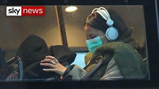 Coronavirus: 42 more UK cases, taking total to 206