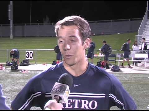Men's Soccer @ Colorado Christian - Metro State