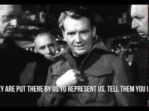"""1946 """"Land of Promise"""" John Mills"""