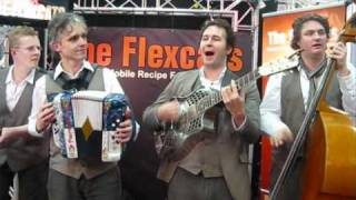 The Flexcats live auf der BOE am 20.01.2011