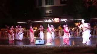 UTSAV SG50 Assamese Bihu Dance