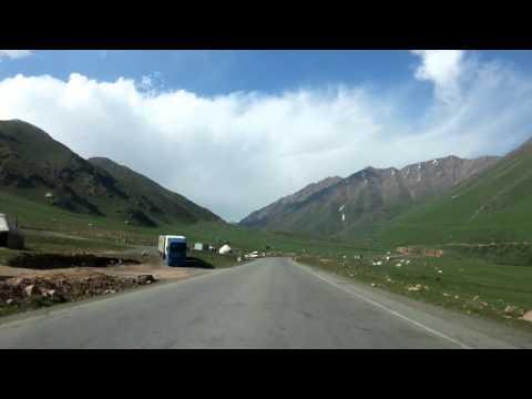 Kyrgyzstan time-lapse